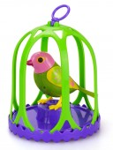 Set colivie si pasare interactiva DigiBirds Daisy