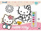 Set de colorat Premium DHello Kitty