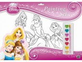 Set de colorat Premium Disney Princess