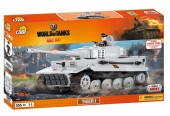 Set de construit Tiger I, World of Tanks - Cobi