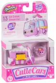 Set de joaaca CUTIE CARS, pachet 1 masinuta - Ice Cream Dream Car