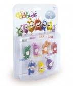 Set de joaca 7 Mini Figurine ODDBODS