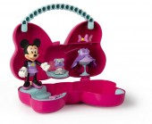 Set de joaca Disney Minnie Mouse - MINNIE BOWCKET - Roz inchis