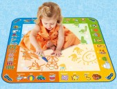 Set de joaca educativ Aquadoodle - Set desen Covor de desenat
