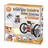 Set de joaca educativ Energie Solara 14 in 1