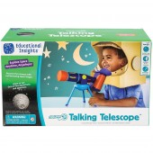 Educational Insights Geosafari educativ Telescopul vorbitor Geosafari