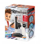 Set de joaca educativ Microscop - 15 experimente NEW