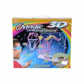 Set de joaca educativ Platforma desen - Magic 3D