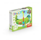 Set de joaca Engino QBOIDZ 2 IN 1 MULTIMODELE (GIRAFA)