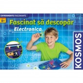 Set de joaca FASCINAT SA DESCOPAR ELECTRONICA