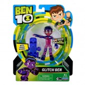 Set de joaca Figurina Ben 10 12cm GLITCH BEN NEW 2019
