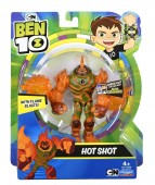 Set de joaca Figurina Ben 10 12cm Hot Shot
