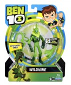 Set de joaca Figurina Ben 10 12cm Steam Wildvine