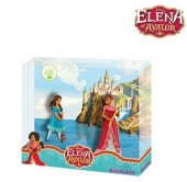 Set de joaca figurine Isabel si Elena din Avalor