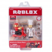 Set de joaca Figurine ROBLOX Work at a Pizza place