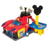 Set de joaca Garaj Mickey Roadster Racers