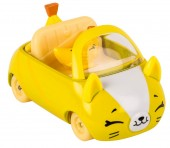 Set de joaca Mini Masinuta Shopkins Cutie Cars Banana Bumper
