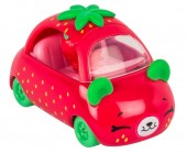 Set de joaca Mini Masinuta Shopkins Cutie Cars Strawberry Speedy