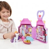 Set de Joaca My Little Pony Booktique - Poneiul Rarity