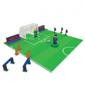 Set de joaca Nanostars Barcelona set penalty