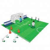 Set de joaca Nanostars Real Madrid set penalty