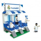 Set de joaca Nanostars Real Madrid tribuna