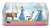 Set de joaca Olaf Disney Frozen Adventure - 4 figurine