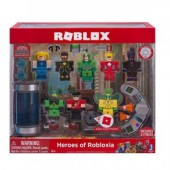Set de joaca ROBLOX HEROES OF ROBLOXIA - NEW Seria 4