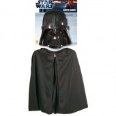 Set Disney Star Wars Pelerina si Masca copii Darth Vader