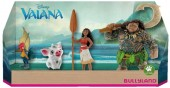 Set figurine Disney Printesa Vaiana - 4 figurine
