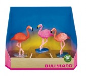 Set figurine Flamingo - 3 figurine
