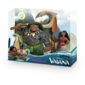 Set figurine Moana+Demi God Maui - Disney Printesa Vaiana