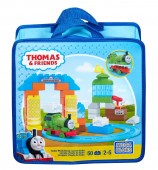 Set Locomotiva Thomas Mattel Mega Sodor Wash Down