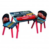 Set masuta si 2 scaunele Disney Cars - Way ahead of you