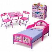 Set mobilier camera copii Disney Minnie Mouse