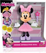 Set Papusa Disney Minnie Mouse Interactiva - Minnie Fashion