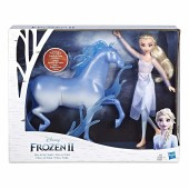 Set Papusa Elsa si Spiritul Apei Disney Frozen 2 - The Nokk
