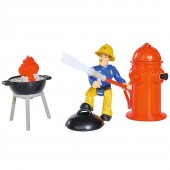 Set Simba Fireman Sam Action Play Set
