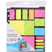 Sticky notes set 20 sheets PAP