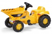 Tractor Cu Pedale Copii ROLLY TOYS Galben