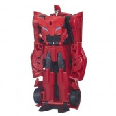 Transformers Robot One Step Change Sideswipe