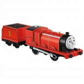 Tren Thomas and Friends Trackmaster James