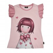 Tricou copii Gorjuss Little Heart