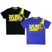 Tricou cu Fc Barcelona- The Best Team