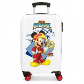 Troler calatorie copii ABS 55 cm 4 roti Disney Mickey Mouse Joy NEW 2019