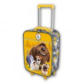 Trolley calatorie Pets City - Premium Collection 2016