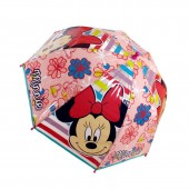 Umbrela transparenta 45 cm Disney Minnie Mouse