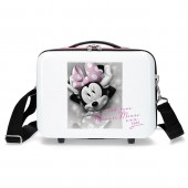 Valiza calatorie adaptabila ABS 29 cm Disney Minnie Style