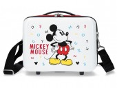 Valiza calatorie copii adaptabila ABS 29 cm Mickey Style